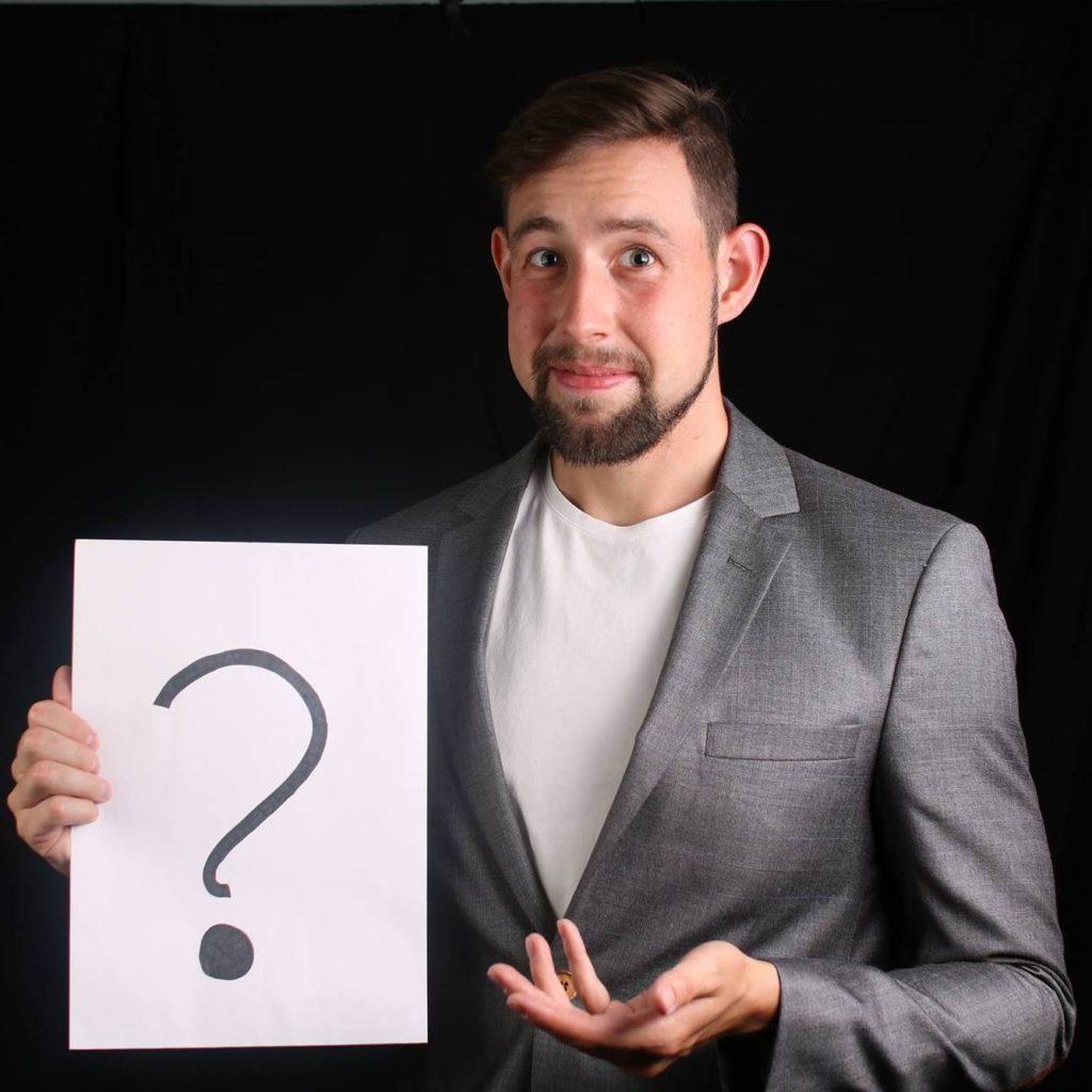 Tryllekunstner Nicolaj Mogensen