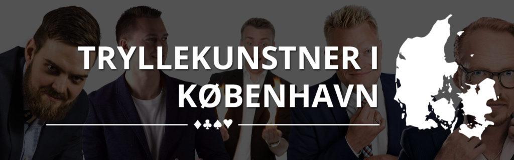 tryllekunstner i københavn